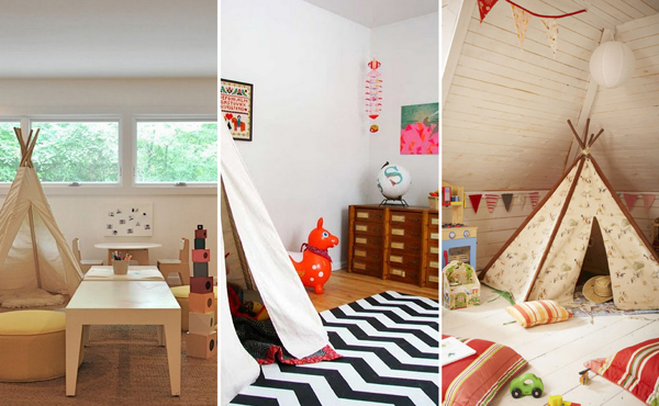 childreen room ideas 35 Awesome Kids Playroom Ideas