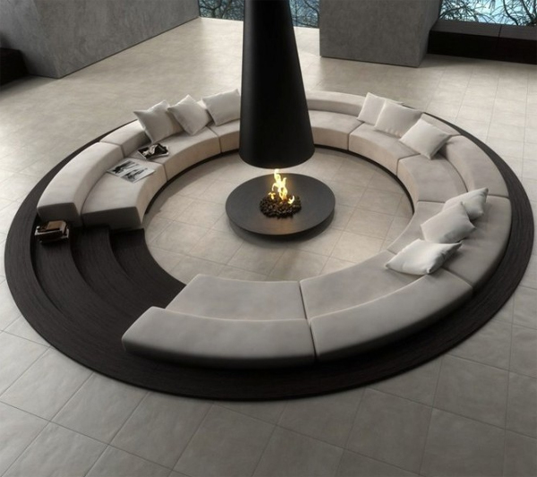 circular-living-room-design-with-fireplaces