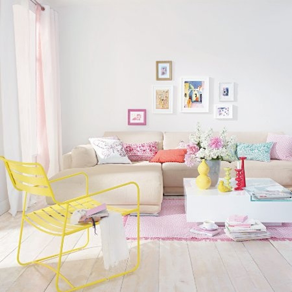 25 pastel living rooms with small space ideas home ForLiving Room Ideas Pastel