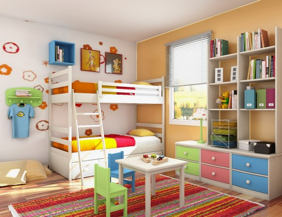 colorful-teen-room-decor-ideas