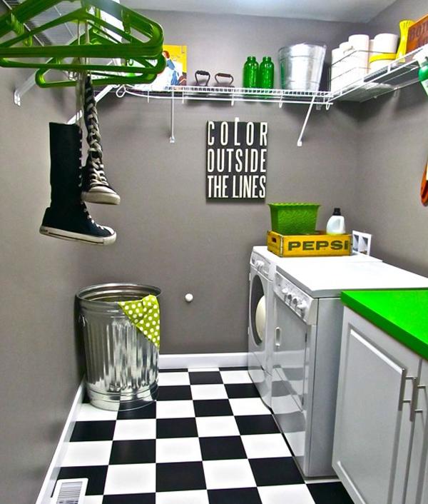 gallery of inspiring bright laundry room designs - Bright Design Homes