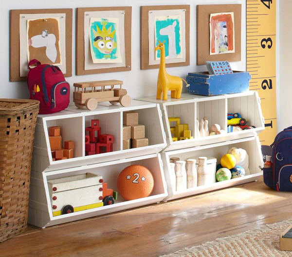cool playroom ideas 35 Awesome Kids Playroom Ideas