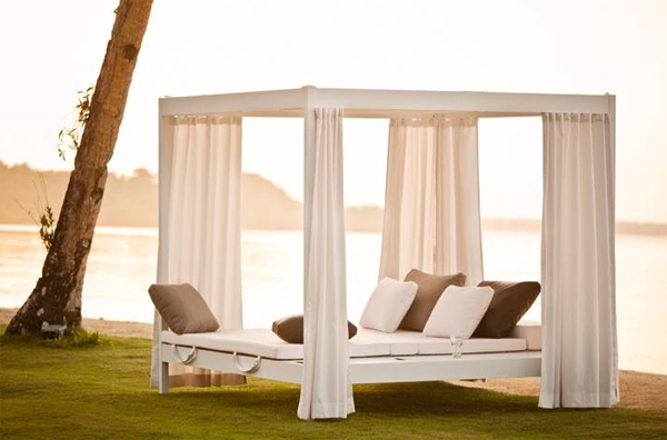 Dedon City Camp Modern Concept For Outdoor Living Room