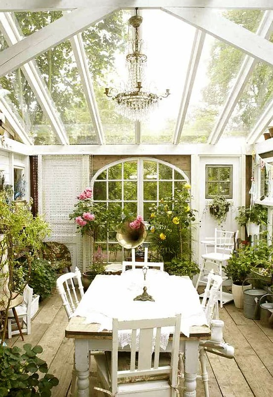 Dining room sunroom design ideas Solarium designs