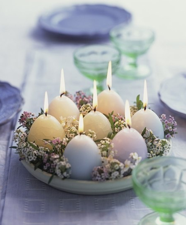 Wonderful easter decorations home design and interior for Easter home decorations