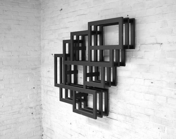 frames bookshelves in wall interiorgerard de hoop | home