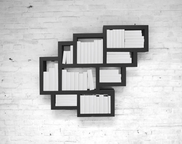 frames wall bookshelves - Bookshelves For Wall