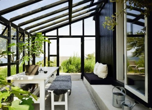 Garden sunroom design ideas Solarium design