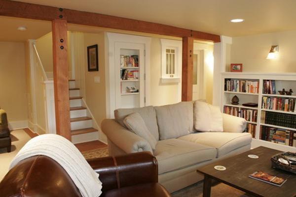 Inspiring Basement Living Room Ideas