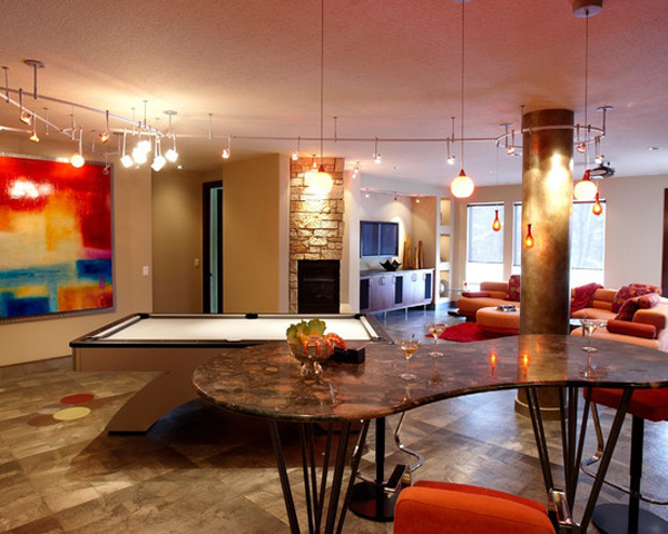 33 Inspiring Basement Remodeling Ideas