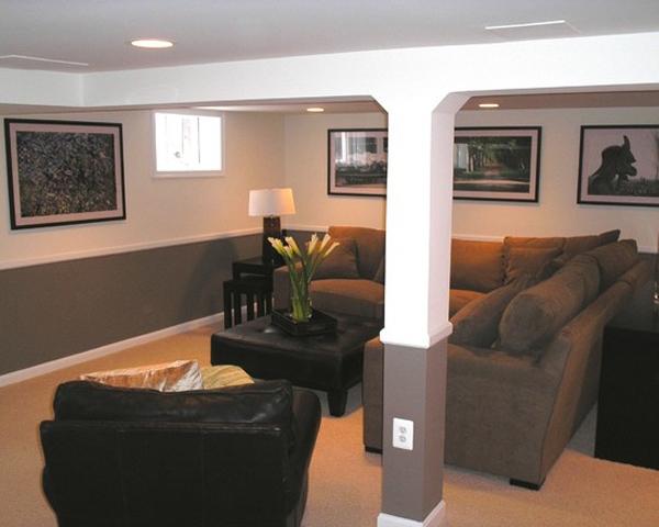 33 Inspiring Basement Remodeling Ideas | Home Design And ...