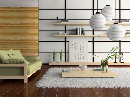 35 cool and minimalist japanese interior design home for Living room ideas japan