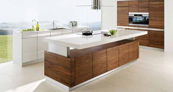 gallery of k7 wood kitchen ideas modern for open living areas