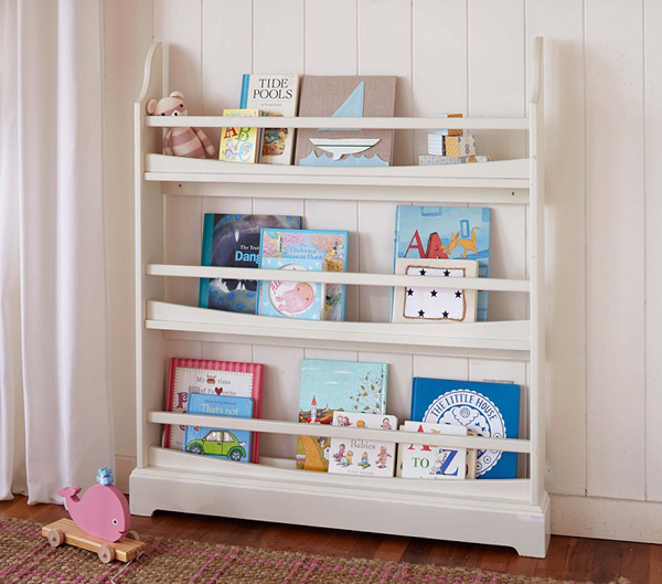 Kids bookshelves for playroom ideas for Bookcases for kids room