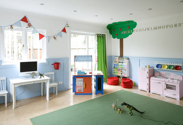 kids playroom design 35 Awesome Kids Playroom Ideas
