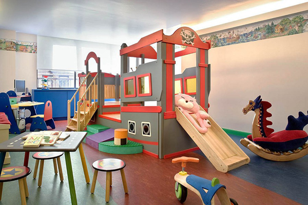 kids playroom ideas with pirates theme 35 Awesome Kids Playroom Ideas