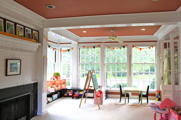 kids-playroom-with-fireplaces