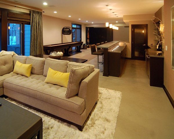 Basement Living Rooms Design living-room-from-basement-ideas