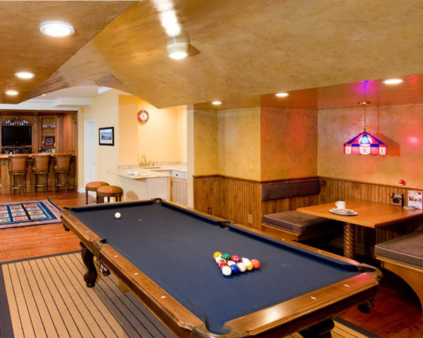 Impressive Basement Ideas with Pool Table 600 x 480 · 269 kB · jpeg