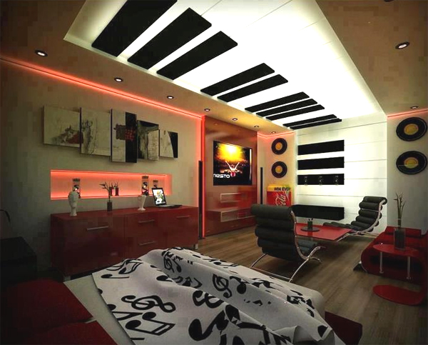 new-music-bedroom-designs
