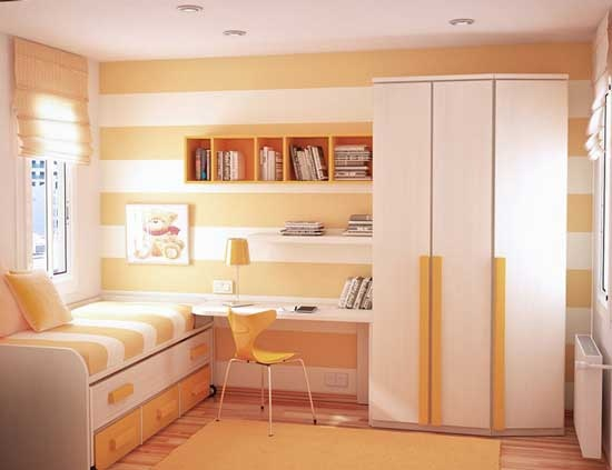 orange-teen-room-ideas