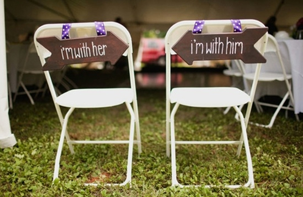 Outdoor Wedding Chairs Romantic Ideas For Couple & Outdoor Wedding Chairs: Romantic Ideas For Couple | Home Design And ...