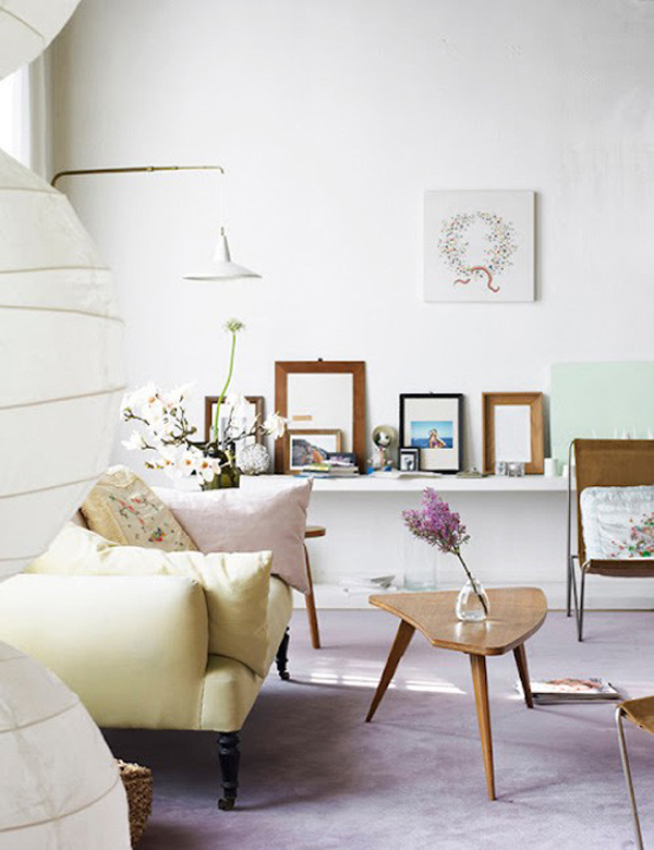 Pastel living room ideas for Living room ideas pastel