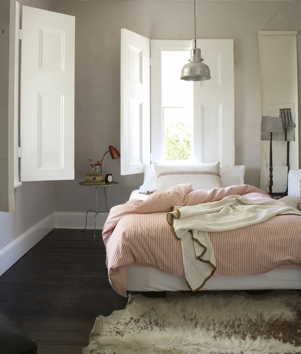 Pink Scandinavian Bedroom Furniture