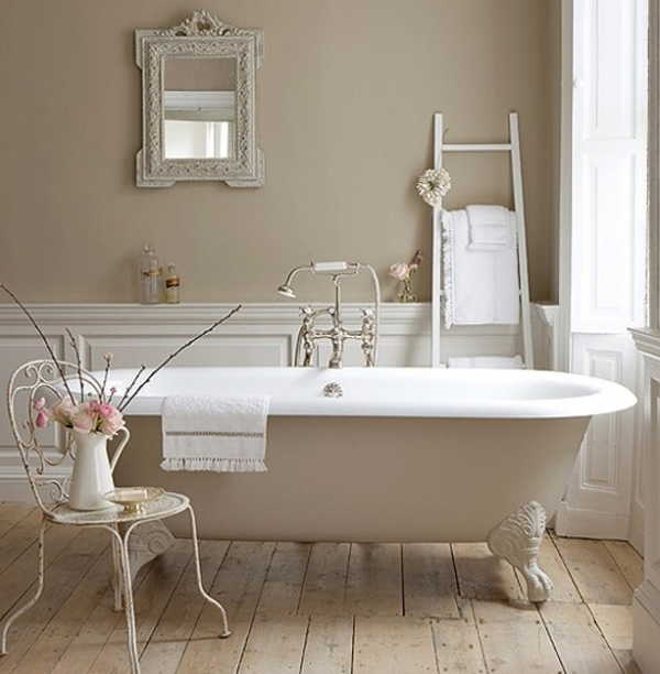 Pretty bathrooms for Pretty small bathroom ideas