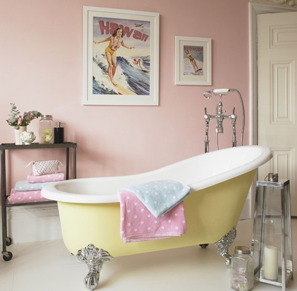 Pretty Bathroom Ideas Is Designed For Women Aims To Pamper Them And Give Offerings To Best Enjoy A Luxurious Bath