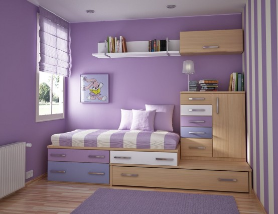 purple-teen-room-design