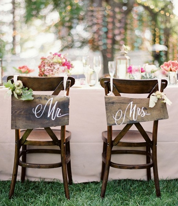outdoor wedding chairs romantic ideas for couple