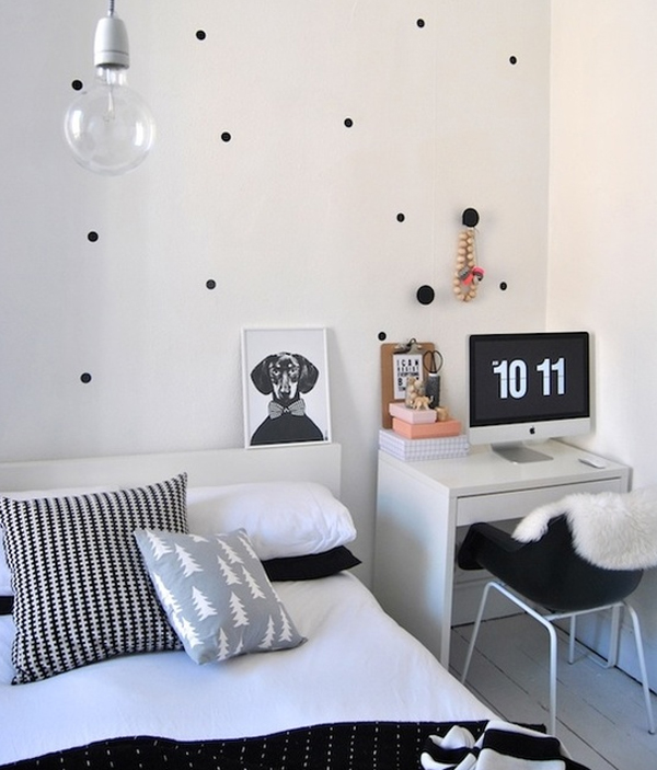 scandinavian-bedroom-with-office-ideas