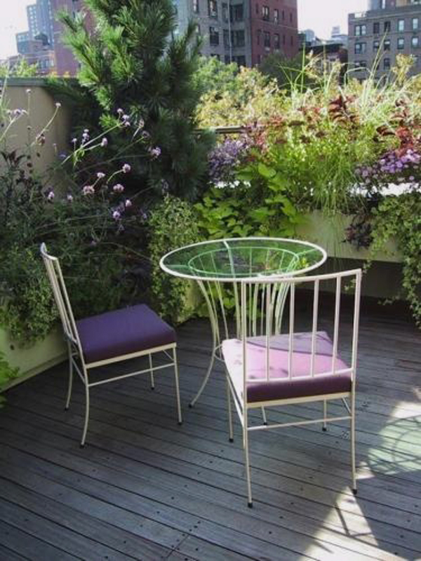 Small garden ideas beautiful renovations for patio or for Small terrace garden design ideas
