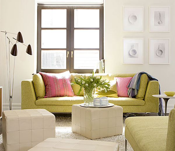 25 Pastel Living Rooms with Small Space Ideas : Home ...