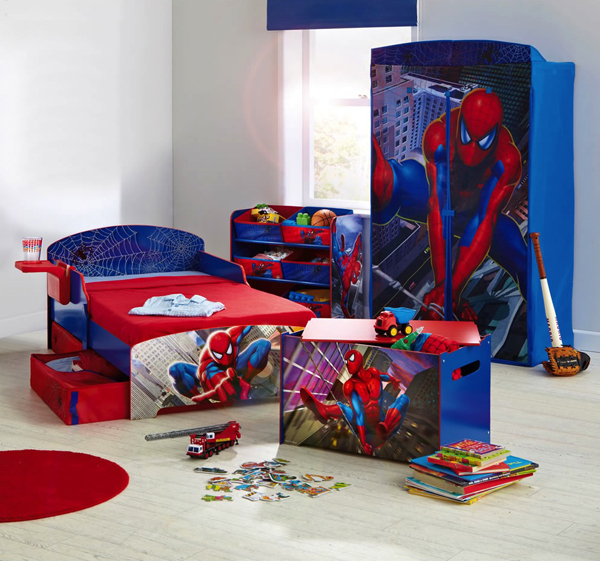 Spiderman Room Chairs