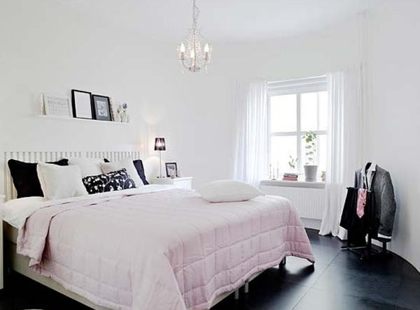 Stylish Scandinavian Bedroom Designs