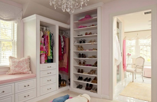 beautiful and small girl closet ideas home design and