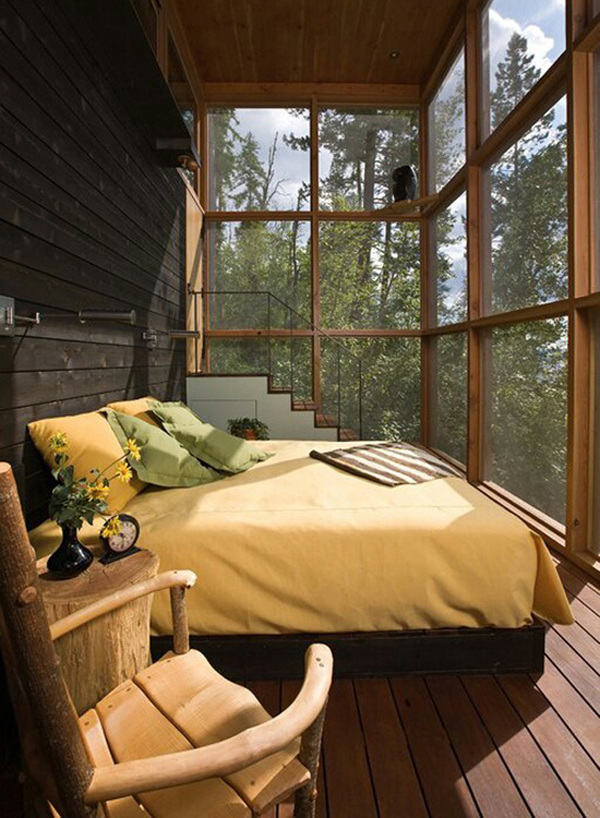 wood-bedroom-with-view-of-nature