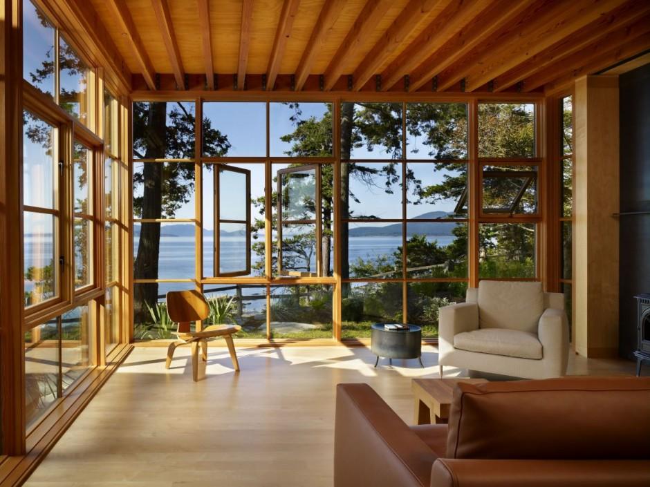 Wood sunroom ideas for Sunroom inspiration
