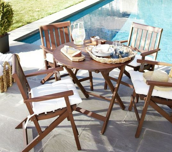 Top 10 bistro sets for outdoor small space home design for Outdoor dining sets for small spaces