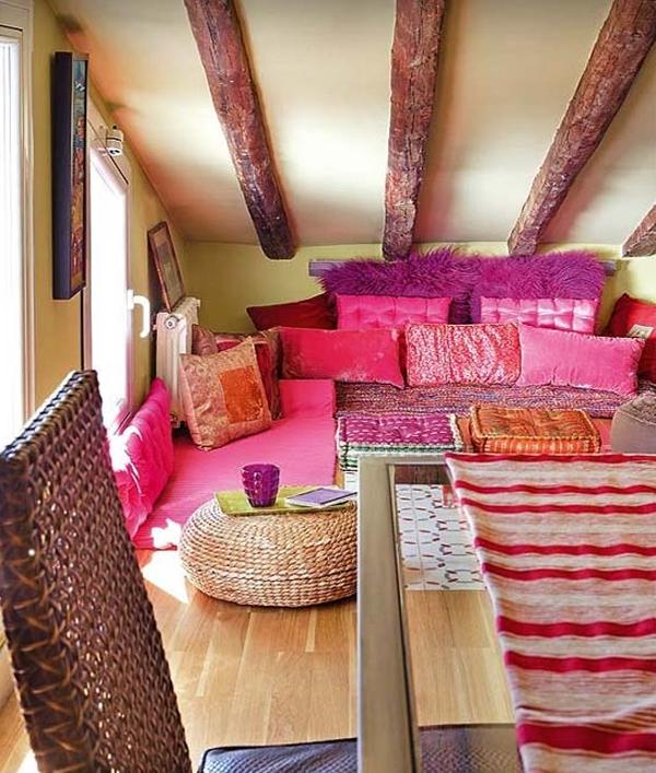colorful-attic-room-ideas