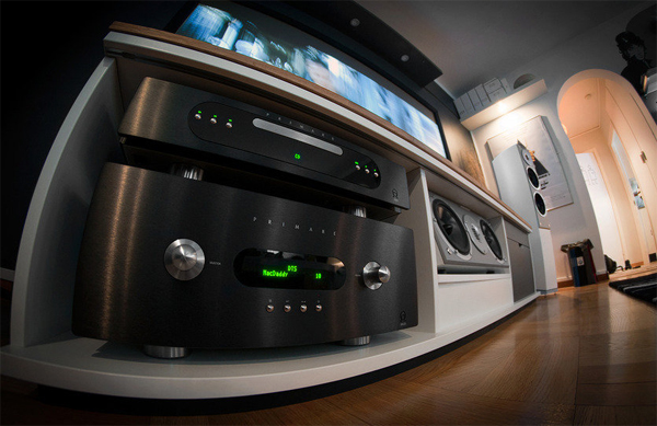 Cool Home Entertainment Systems