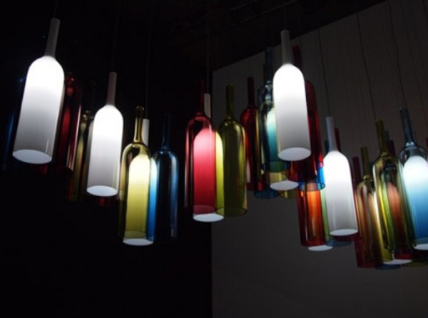 Glasspendantlightforkitchen - Coloured glass pendant lights kitchen