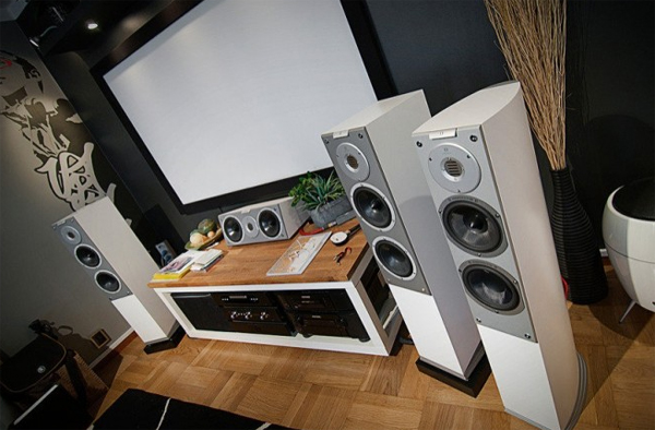 Home Audio Entertainment Systems