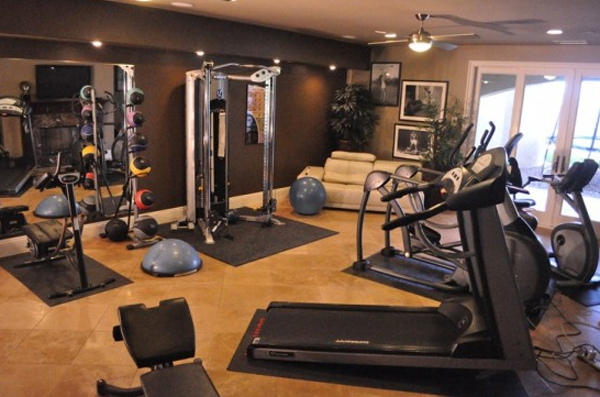 Top 15 Home Gym Equipment With Wood Elements Home Design And Interior