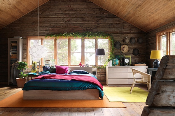 25 Inspirational Attic Room Design Ideas
