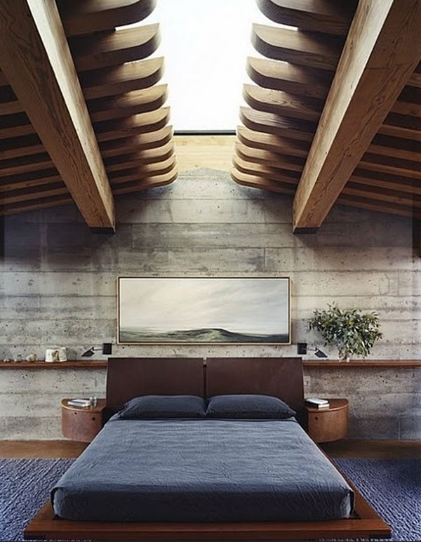 masculine bedroom decor Cool And Masculine Bedroom Ideas