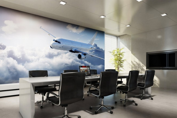 Photo Wallpapers For Office Interior