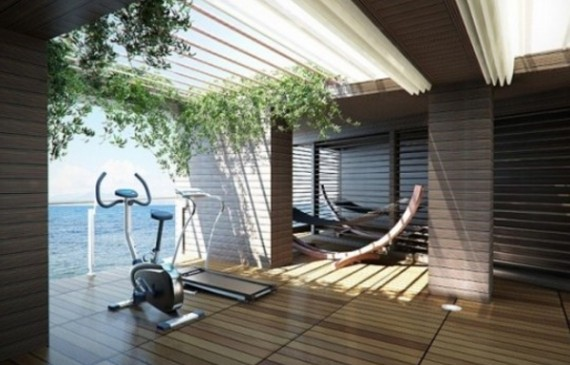 top-home-gym-equipment-with-wood-elements